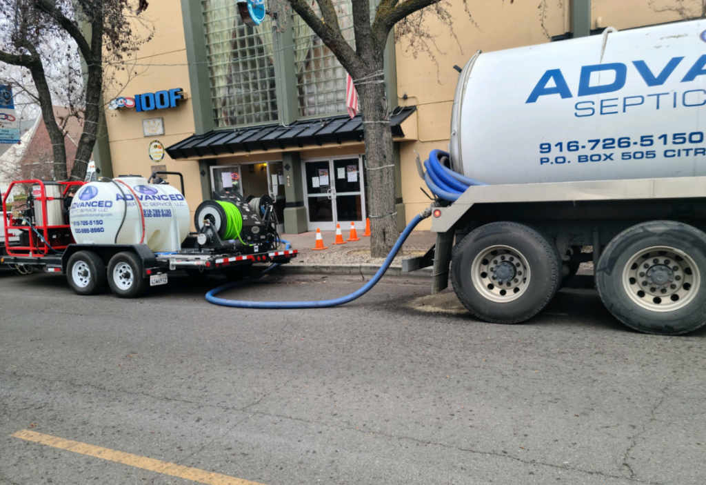 Grease Trap Cleaning Sacramento
